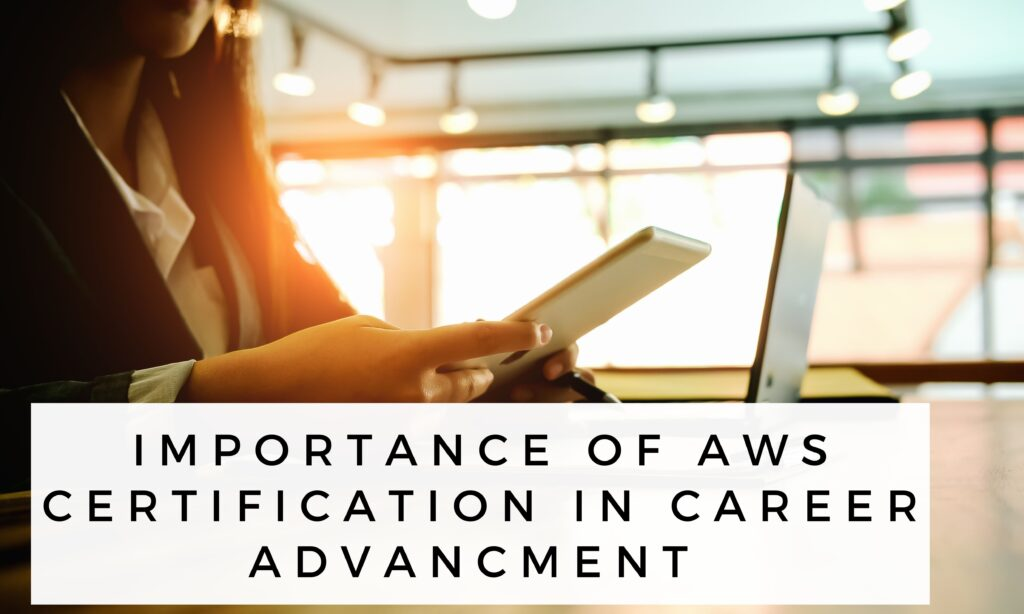 Importance of AWS Certification