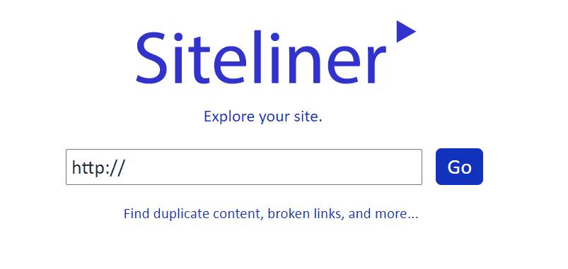 siteliner_homepage